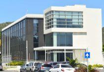 CBCS Central Bank Head Offce in St. Maarten