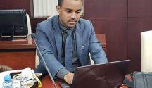 MP Rolando Brison in Parliament