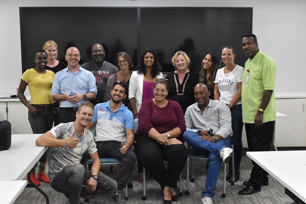 MasterClass Media St. Maarten - 31 May 2019