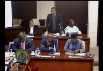 Parliament Budget Meeting Postponement - 7 June 2019