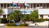 St. Maarten Medical Center SMMC facade