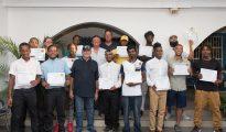 Graduation Celebration - Kids At Sea Foundation - Zero to Hero - Group 3