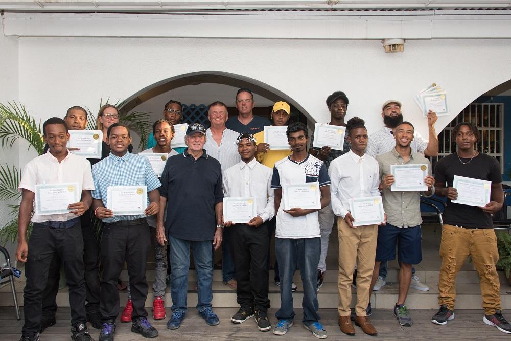 Graduation Celebration - Kidz At Sea Foundation - Zero to Hero - Group 3