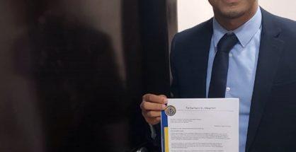 MP Rolando Brison submits proposal