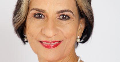 Member of Parliament Sarah A. Wescot-Williams