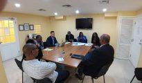 Min TEATT in meeting with Ombudsman 230819