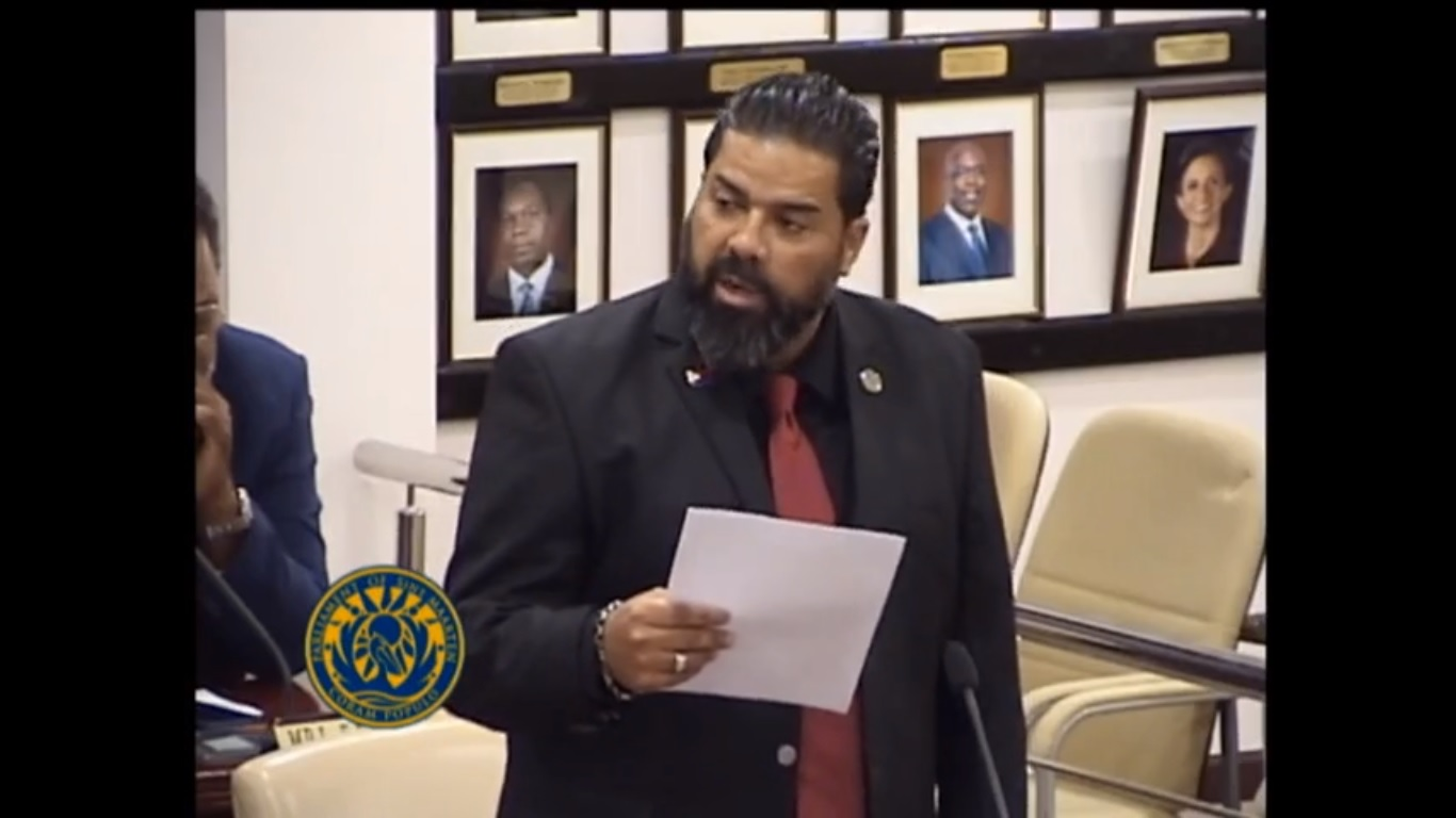 MP Claude Chacho Peterson - 9 Sep 2019