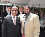 MP Claude Chacho Peterson & Minister Wycliffe Smith - 10 Sep 2019