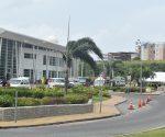SXM Airport terminal building - 20190916 JA