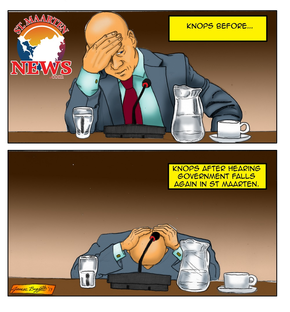 Knops Before After cartoon