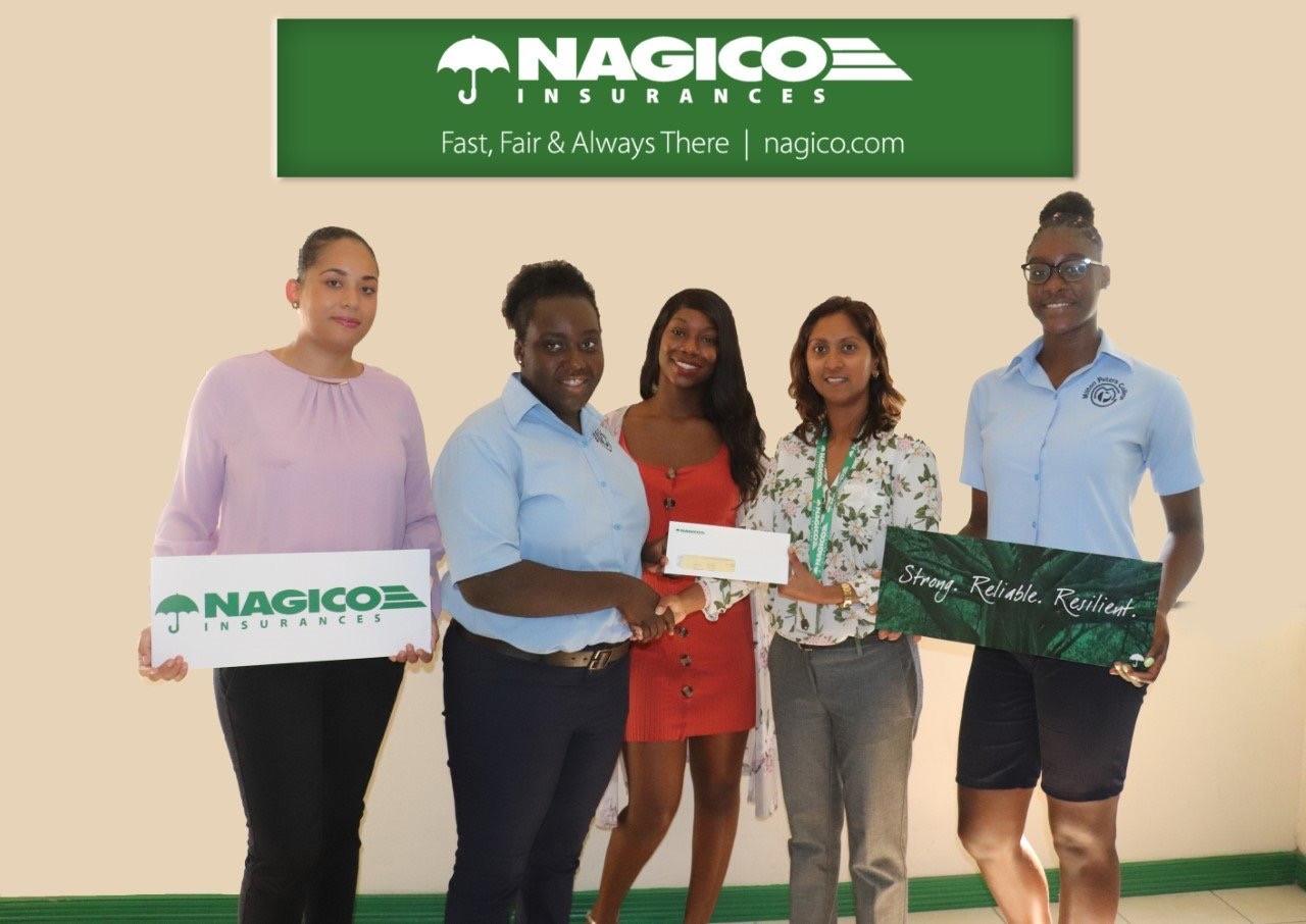 Nagico Keep a Cool Head donation