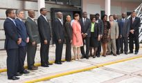 First Members of Parliament - 10-10-10