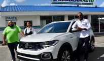 Caribbean Auto - New 2020 Volkswagen T-Cross - Car