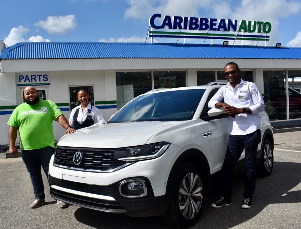 Caribbean Auto - New 2020 Volkswagen T-Cross - Car