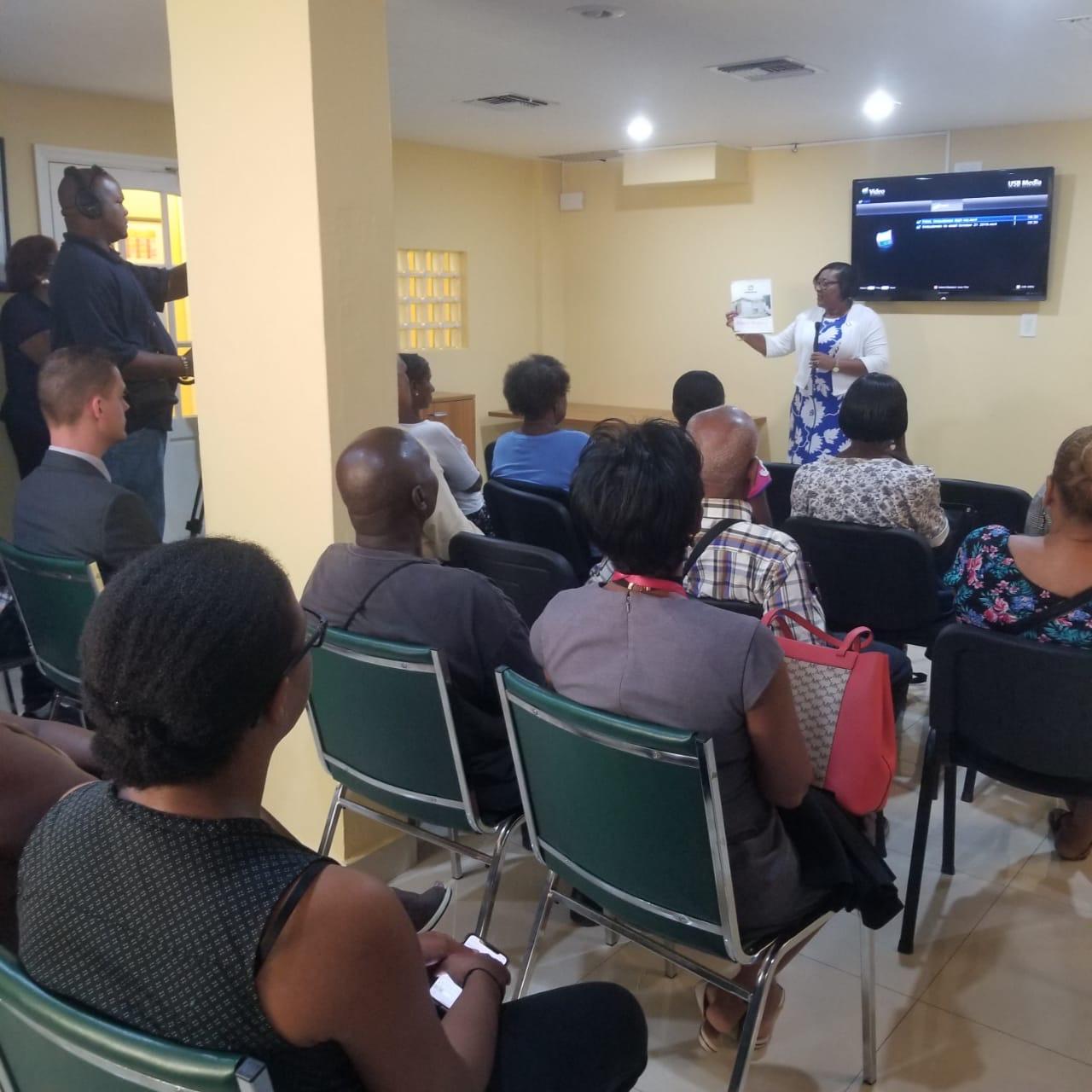 Ombudsman short film launch - 25 Oct 2019