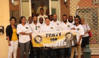 Party for Progress - 20191121