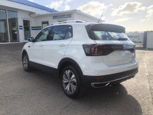 Rear Exterior - Caribbean Auto - New 2020 Volkswagen T-Cross - Car
