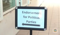 Sign Endorsement Political Parties