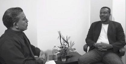 Arun Jagtiani Talking Politics with Terrance Rey