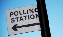 To the Polling Station