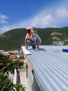 Venezuelan working illegally in St. Maarten