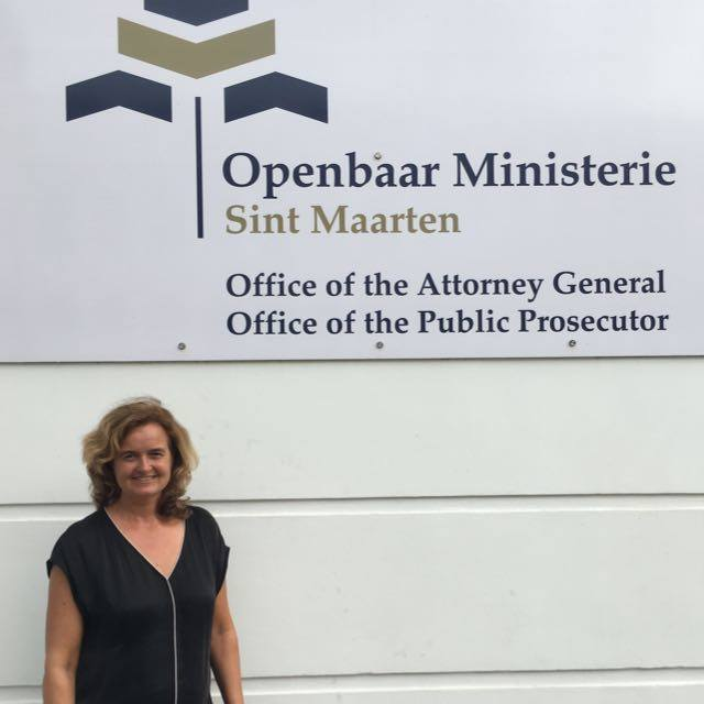 Chief Public Prosecutor Mirjam Mol