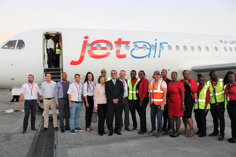 Jetair JAH team - 02022020 JH