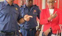 PM Jacobs inspects Fire Department - Dec 2019