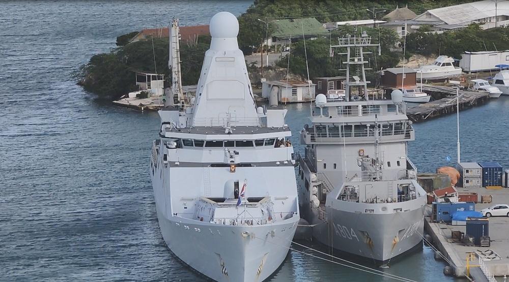 Coastguard Curacao