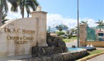 Dr. A.C. Wathey Cruise & Cargo Facility