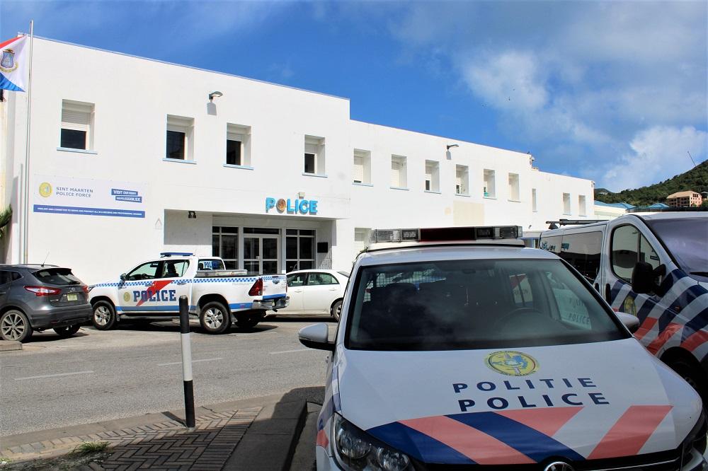 KPSM Police Station Philipsburg - 20200220 JH