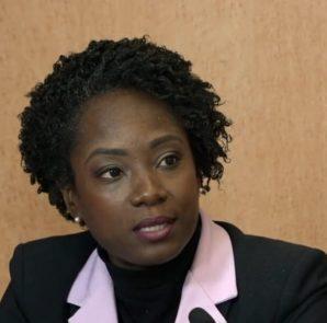 Minister Pamela Gordon-Carty