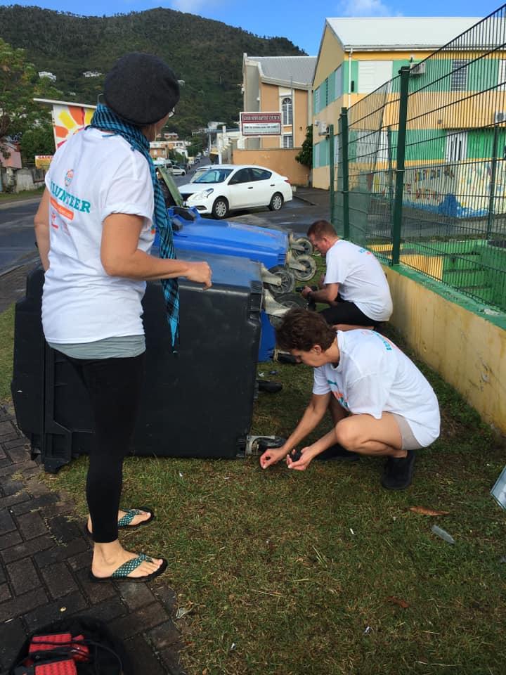 Recycling bins 3
