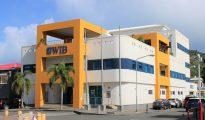 WIB bank Philipsburg main branch - 20200220 JH