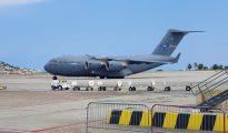 Air Transport Plane Dutch Medical Equipement Supplies - 2020040501 LB