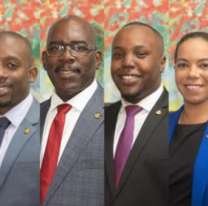 Council of Ministers - Silveria Jacobs II Cabinet