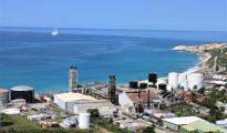 GEBE SOL Petroleum Texaco in Cay Bay - 20200405 JH