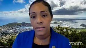 MP Solange Duncan (NA)