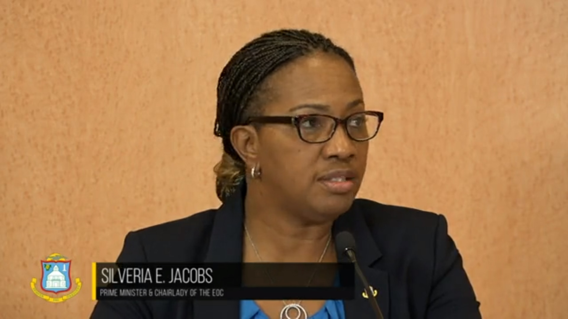 PM Silveria Jacobs National Address - 2020040403