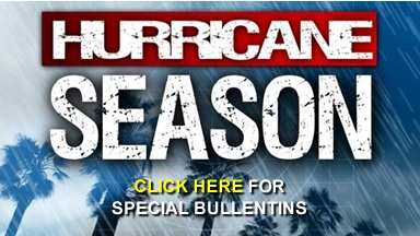 Hurricane Season Special Bulletins