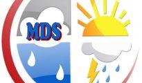 MDS Meteo Depatment St. Maarten logo