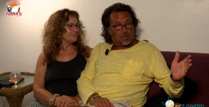 Michael & Elizabeth Martucci - Stranded Tourists on SXM during corona lockdown