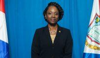 Minister of VSA Pamela Gordon-Carty