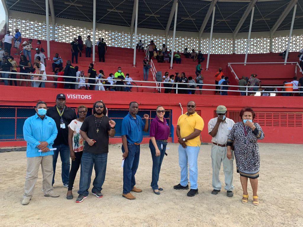 Unified unions of St. Maarten