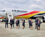Air Belgium crew