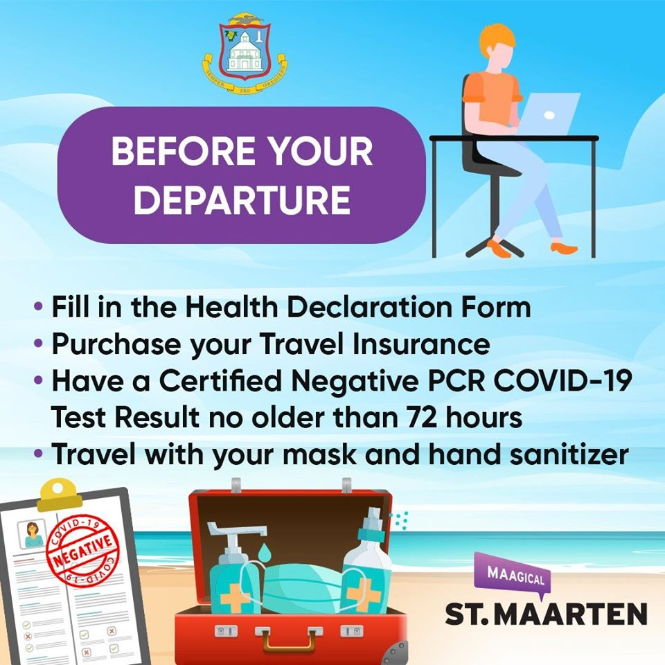 Entry Requirements - Defore Departure
