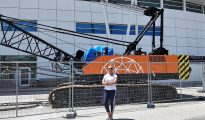 Grisha Heyliger-Marten - Heavy Equipment at Airport