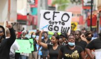 SMMC Workers Marching - CFO got to Go - 20200622