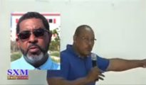 Telem CEO Kendall Dupersory - SMCU union leader Ludson Evers - 20200603
