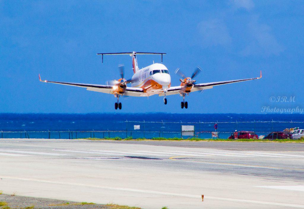Trans Guyana Airways - Beech 1900 - 8R-GHU - Photo by Irving Maduro 20200613 IM